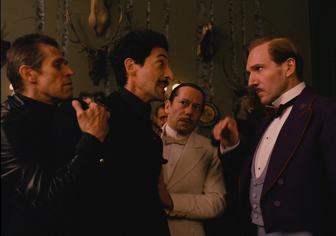 Trouble ensues over a dead woman's will.  Photo Source: The Collider http://collider.com/bill-murray-grand-budapest-hotel-interview/